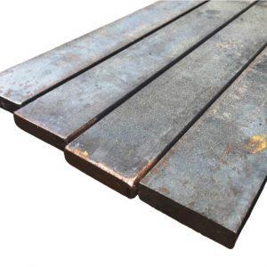 Flachprofil Stahl Werkstoff S235JR