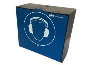 Gehörschutz Aufbewahrung Vorderansicht