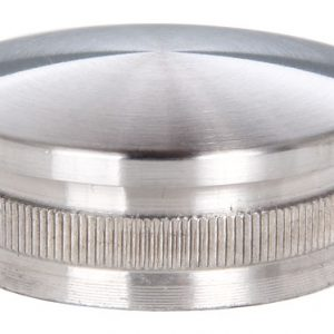 Endkappe, hohl 42,4×2,0mm